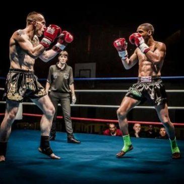 Yannick Champion National Kick-Boxing 2014