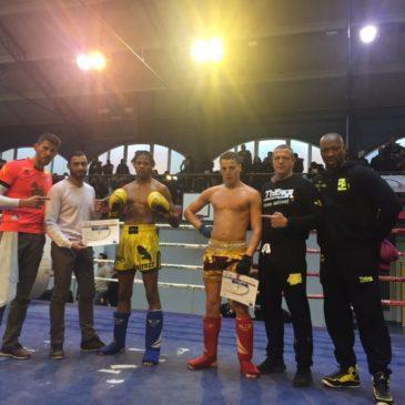 Résultat des Championnats d'Idf de K1 a Japy Samedi 10 décembre