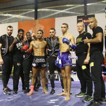 Amine Moussa catégorie- 66,8 kgs classe A pro s'incline