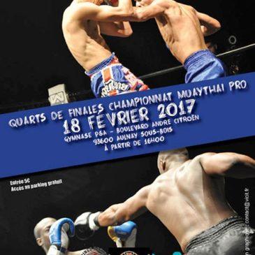 Amine Moussa disputera son premier combat A pro