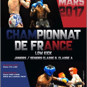Sandy, Christelle et Yacine disputeront les Championnats de France