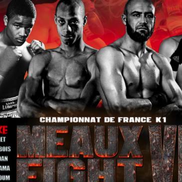 Amine Moussa de retour sur les rings pour son 2éme combat Pro.