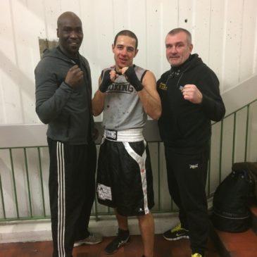Enzo Miseradino et Nicolas Uri ont remportés leurs demies et boxeront le Wk