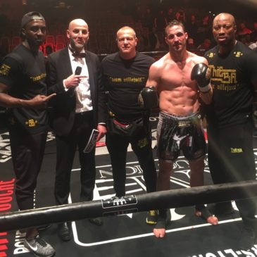 Partouche Kick-Boxing Tour / Résultat du Tournoi des -77Kgs