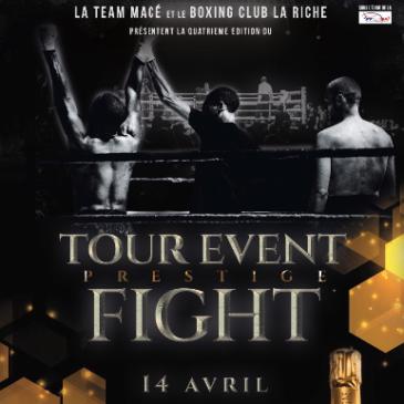 Yacine et Amine Kébir a l'affiche en K1 chez Dédé Macé Yacine en superfight