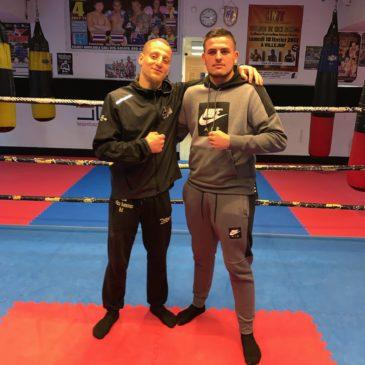 Deux de nos competiteurs Enzo et Mahrez ont participés à la première partie de la formation du BAFA