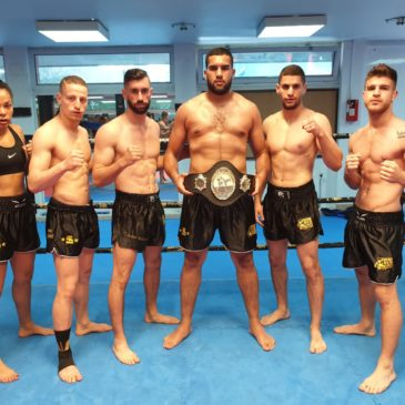 Finales des Championnats de France Pro FFKMda K1 et Kick-Boxing